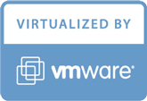 virtualized by VMware
